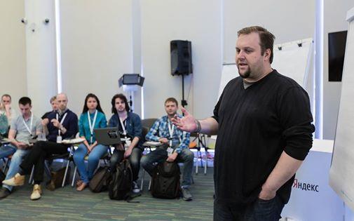 Григорий Бобук на Yandex TSC