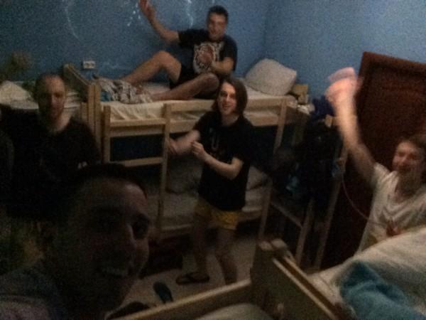 Landmark Hostel на Новослободской